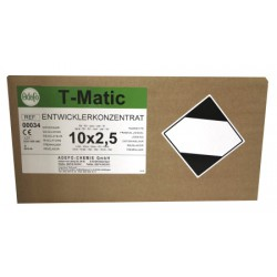 Adefo T-Matic Entwickler 10x 2.5 Liter