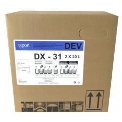 Typon Entwickler DX-31 2x20 Liter